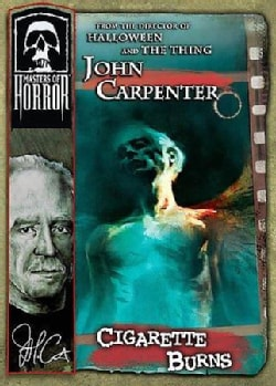 Masters of Horror: John Carpenter - Cigarette Burns (DVD)