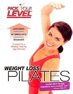 Pick Your Level: Weight Loss Pilates (DVD)