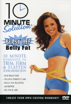 10 Minute Solution: Blast Off Belly Fat (DVD)