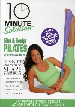 10 Min Solution: Slim & Sculpt Pilates (DVD)