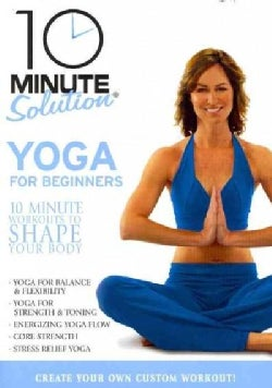 10 Min Solution: Yoga For Beginners