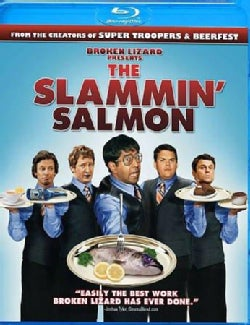 Slammin' Salmon (Blu-ray Disc)