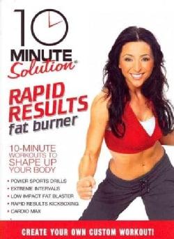 10 Minute Solution: Rapid Results Fat Burner (DVD)