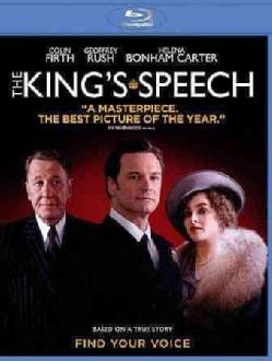 The King's Speech (Blu-ray Disc)