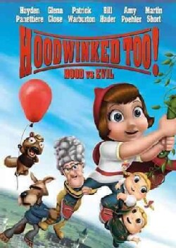 Hoodwinked Too! Hood Vs. Evil (Blu-ray Disc)