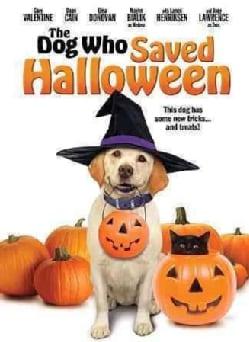 The Dog Who Saved Halloween (DVD)