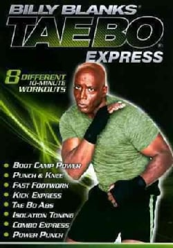 Billy Blanks: Tae Bo Express (DVD)