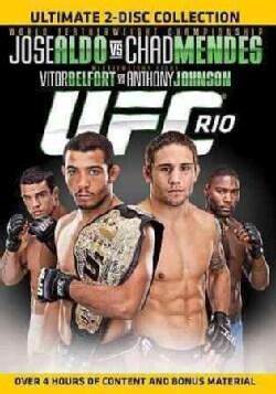 UFC 142 (DVD)