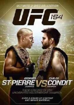 UFC 154 (DVD)