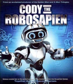 Cody The Robosapien (Blu-ray Disc)