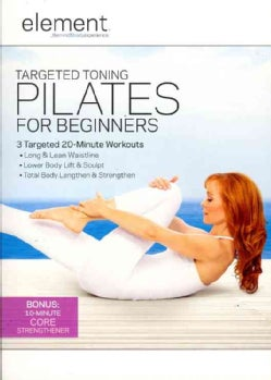 Element: Targeted Toning Pilates For Beginners (DVD)
