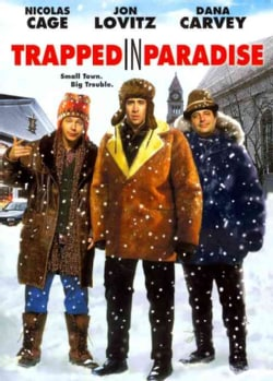 Trapped In Paradise (DVD)