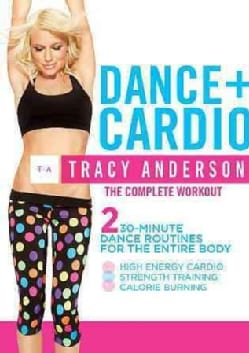 Tracy Anderson: Dance + Cardio (DVD)