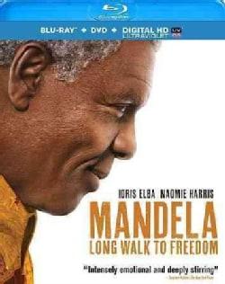 Mandela: Long Walk to Freedom (Blu-ray/DVD)