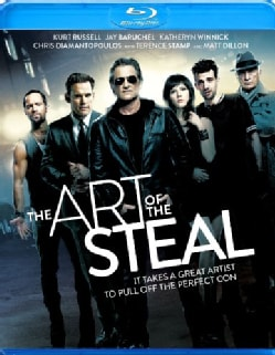 The Art Of The Steal (Blu-ray Disc)