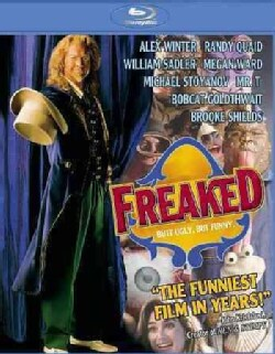 Freaked (Blu-ray Disc)