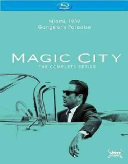 Magic City Season 1 & 2 (Blu-ray Disc)