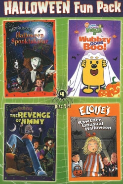 Kids Halloween (DVD)