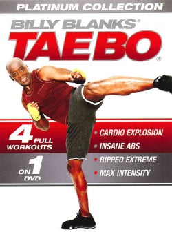 Billy Blanks: Tae Bo Platinum Collection (DVD)