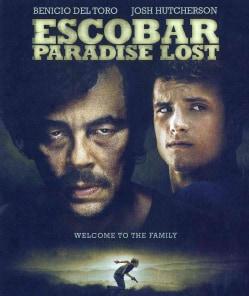Escobar: Paradise Lost (Blu-ray Disc)