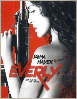 Everly (Blu-ray Disc)