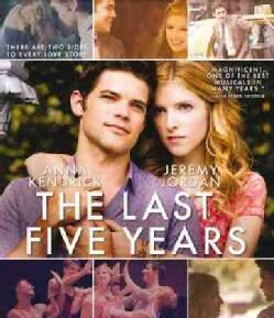 The Last Five Years (Blu-ray Disc)