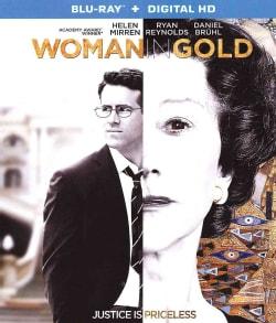 Woman In Gold (Blu-ray Disc)