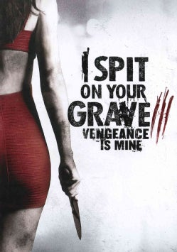 I Spit On Your Grave 3 (DVD)