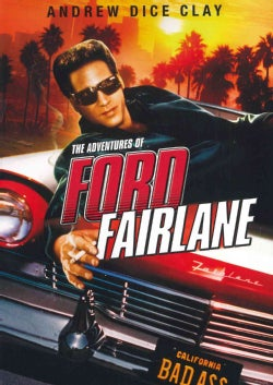The Adventures of Ford Fairlane (DVD)