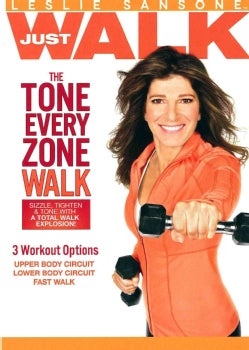 Leslie Sansone: The Tone Every Zone Walk (DVD)