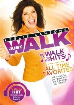 Leslie Sansone: Walk to the Hit All Time Favorites (DVD)