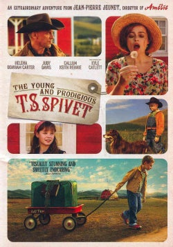 The Young & Prodigious T.S. Spivet (DVD)