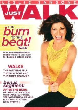 Leslie Sansone: The Burn To The Beat Walk (DVD)