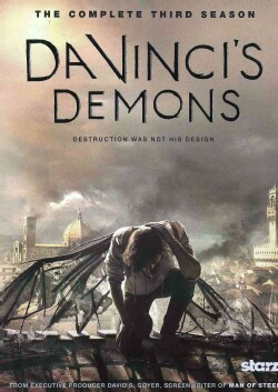 Da Vinci's Demons: Season 3 (DVD)
