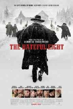 The Hateful Eight (Blu-ray/DVD)