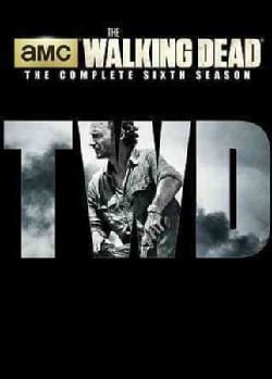 The Walking Dead: Season 6 (DVD)