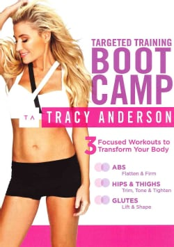 Tracy Anderson: Targeted Training Boot Camp (DVD)