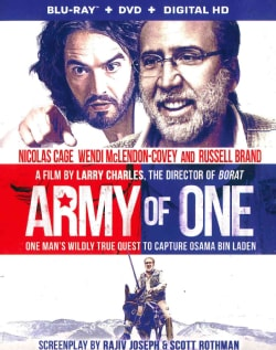 Army Of One (Blu-ray/DVD)