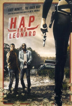 Hap And Leonard: Season 1 (DVD)
