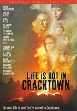 Life Is Hot In Cracktown (DVD)