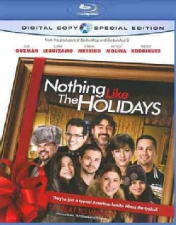 Nothing Like The Holidays (Blu-ray Disc)
