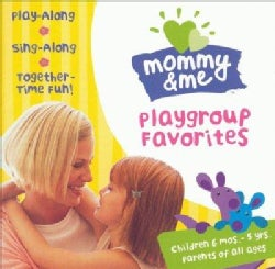 Various - Mommy & Me: Playgroup Favorites