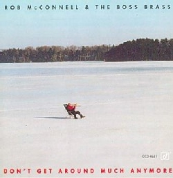 Rob McConnell - Don't Get Around Much Anymore