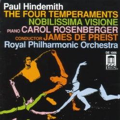 Rosenberger/Depreist - Hindemith:Four Temperaments