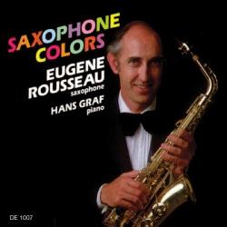Rousseau/Graf - Saxophone Colors