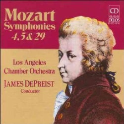 Depriest/Los Angeles Chamber Orchestra - Mozart:Syms. 4,5,29
