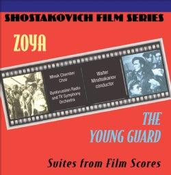 Minsk Chamber Choir - Shostakovich: Zoya, The Young Guard: Shostakovich Film Series
