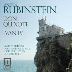 State Symphony Orchestra Of Russia - Rubinstein: Don Quixote/Ivan IV