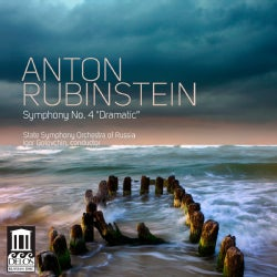 """State Symphony Orchestra Of Russia - Rubinstein: Symphony No. 4 """"Dramatic"""""""