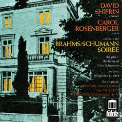 Shifri/Rosenberger - Brahms/Schumann:Soiree